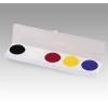 5-Color Clown Palette w/Yellow
